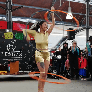 presentación hula hula