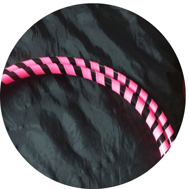 hula hoop fucsia