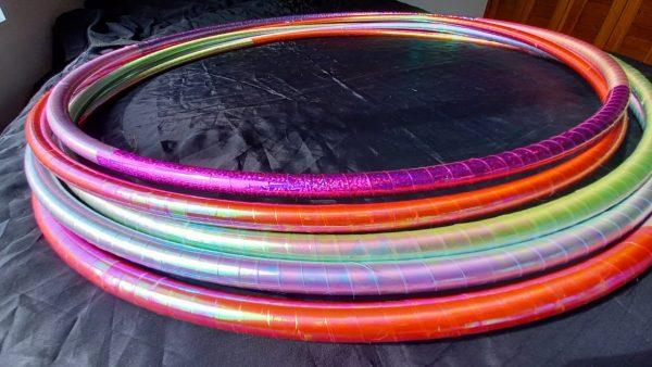 hula hoops tornasol