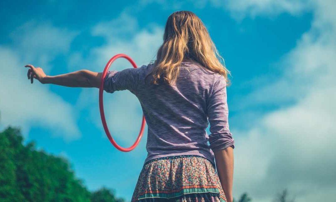 Definir el tamaño de mi Hula Hoop