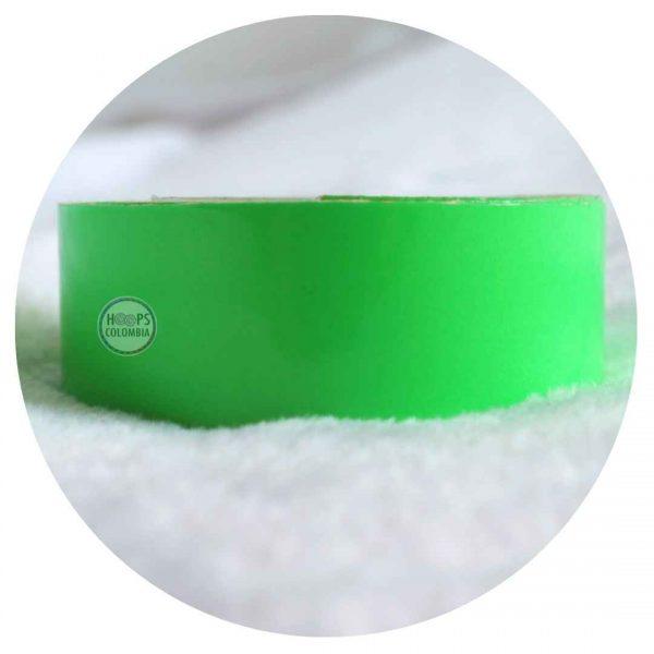 Cinta verde semi-reflex