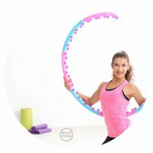 1 clase de power hoop