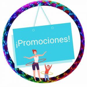 promoción hula hoops bogotá