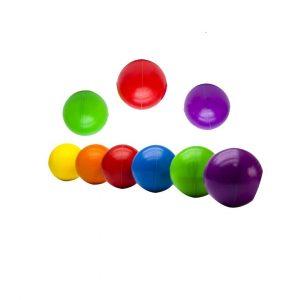 Pelota para malabar, en colombia Pulpo Balls