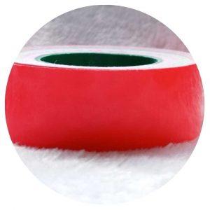 cinta roja para hula hulas