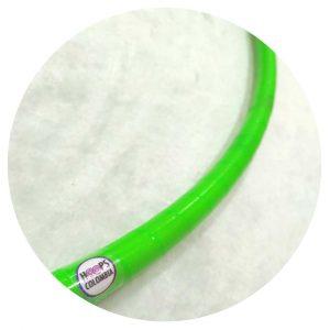 hula verde neon